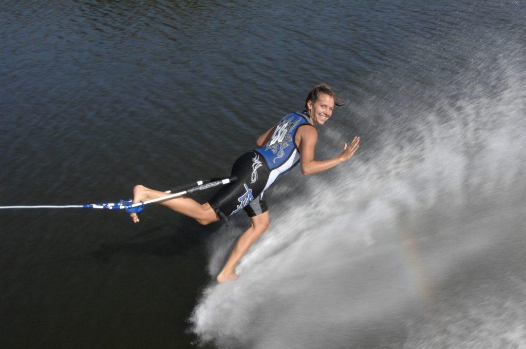 Барефутинг - ноги вместо лыж (barefooting)