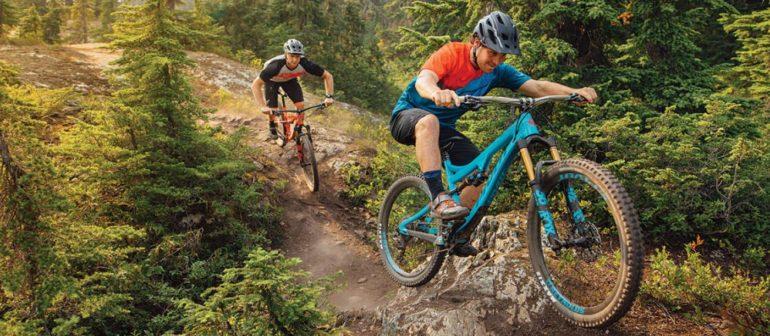 Велоспорт «Маунтинбайк» – олимпийский вид спорта.