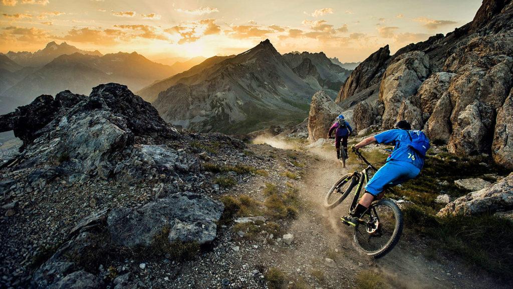 Велоспорт «Маунтинбайк» - олимпийский вид спорта.