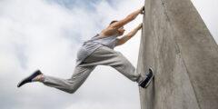 Уличный спорт для молодых экстремалов – Паркур