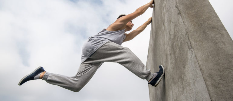 Уличный спорт для молодых экстремалов — Паркур