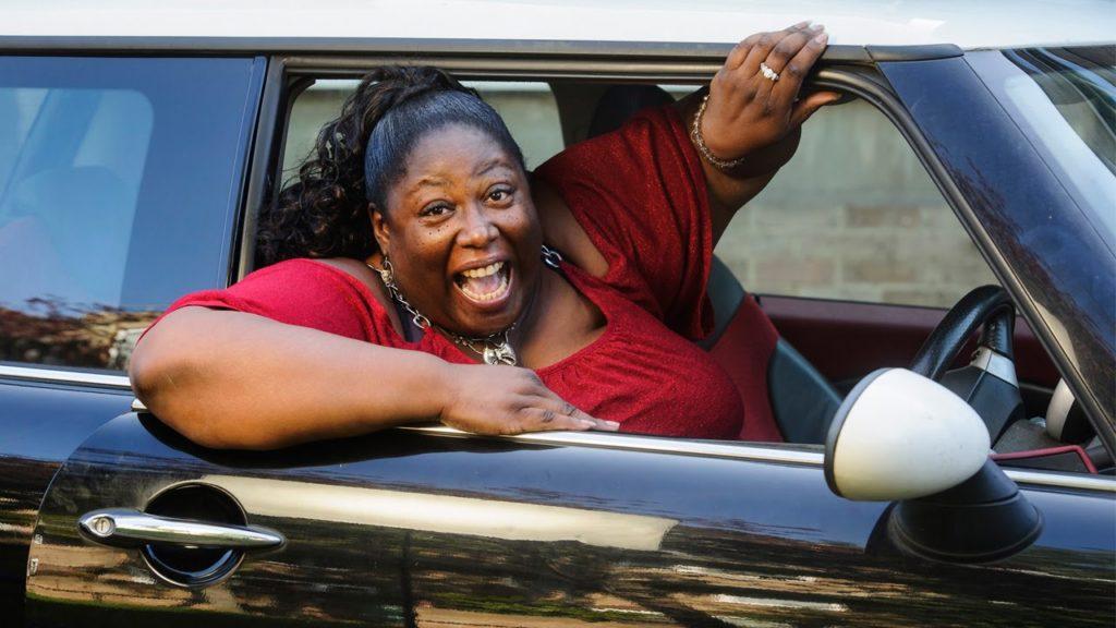 Шарран Александер (Sharran Alexander) - самая тяжёлая женщина сумоиств мире.