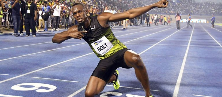 Усэйн Сент-Лео Болт (Usain St. Leo Bolt)
