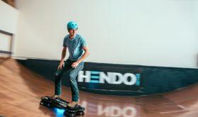 Ховерборд Arx Pax от компании Hendo.
