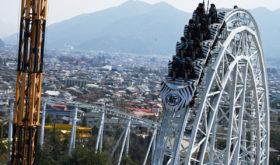 Самый страшный аттракцион – горка Takabisha в Японии
