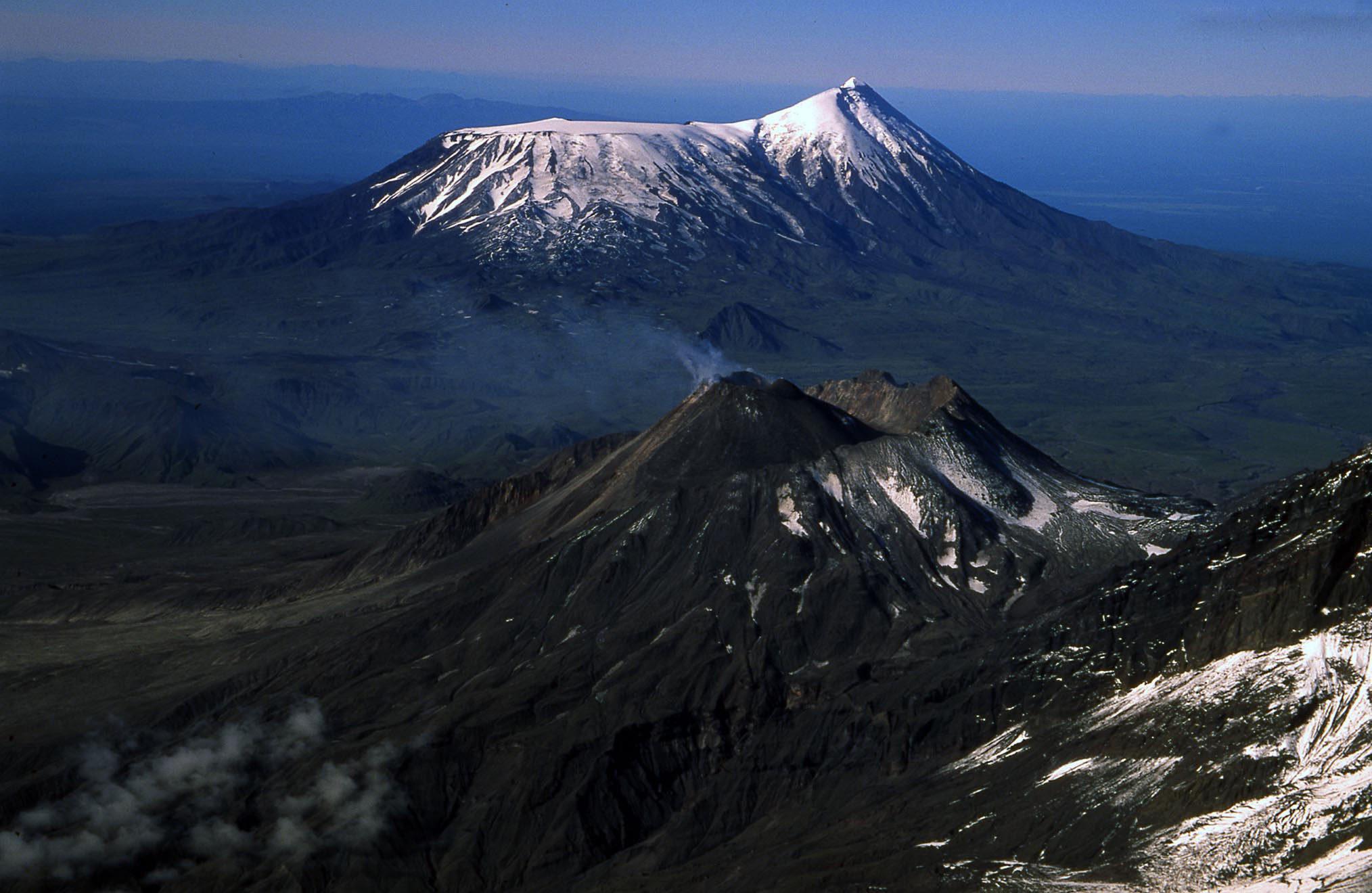 таковой вулкан безымянный камчатка фото остальные работорговцы были