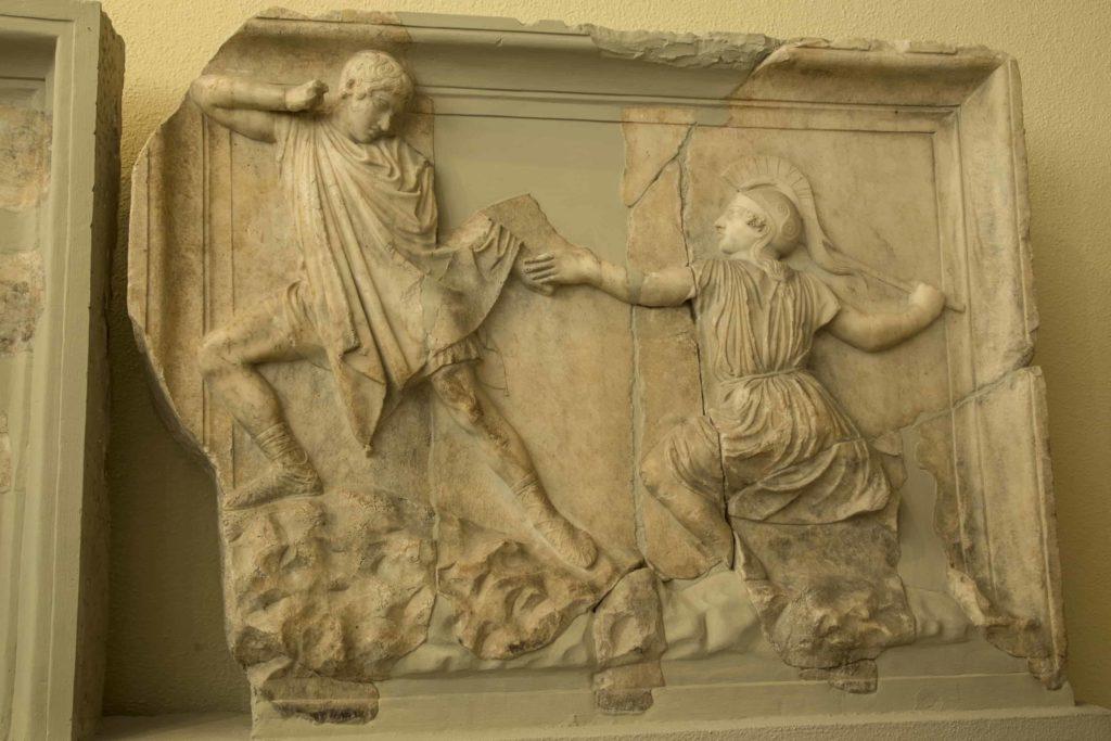 Панкратион - древний вид спорта