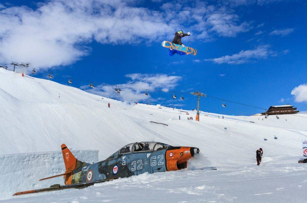 Сноубординг в России