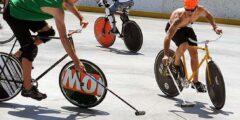 Велополо или байкполо (bikepolo)