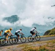 Скоростной подъём на велосипеде (Апхилл, uphill)