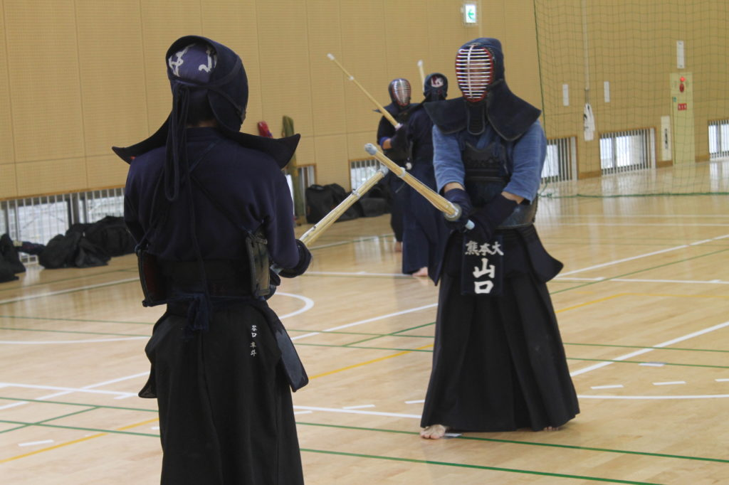 Кендо - боевое искусство