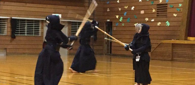 Кендо – боевое искусство