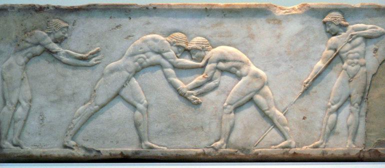 Пятиборье (древний вид спорта)