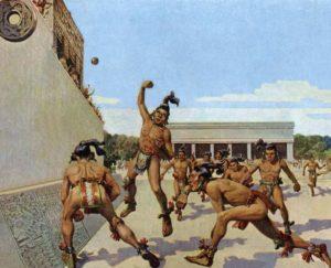 «Питц» – древний вид спорта