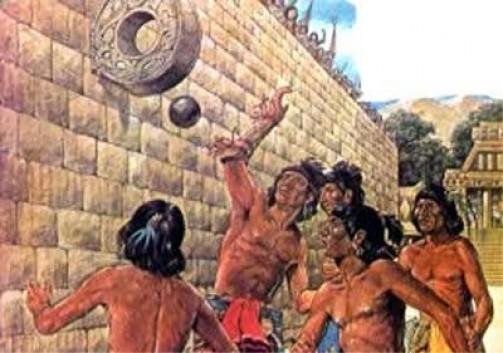 «Питц» - древний вид спорта