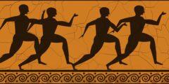 Бег – самый древний вид спорта