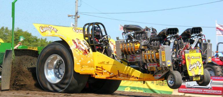 Трактор пуллинг