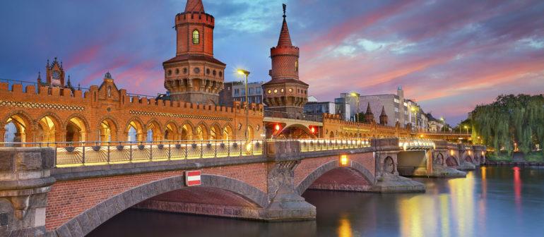 Отдых в Берлине, Германия