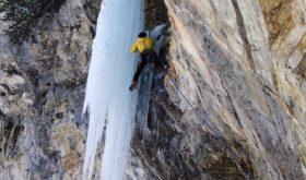 Драйтулинг – восхождение на лед