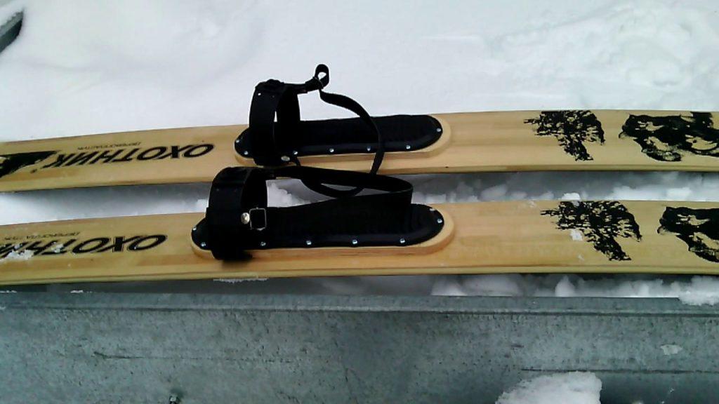 Гонки на охотничьих лыжах