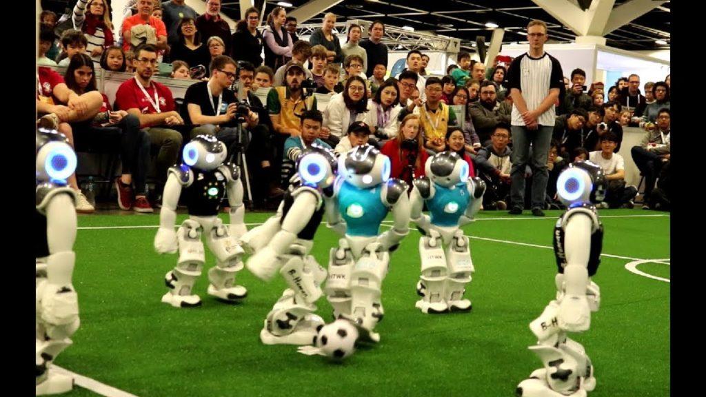 Соревнования киборгов-атлетов: Спорт будущего