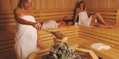 Русская баня в Чехии