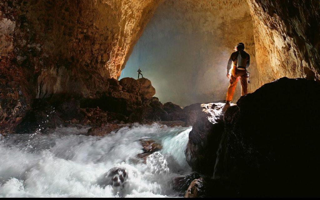 Спелеология — безопасность, практика, сохранность пещер