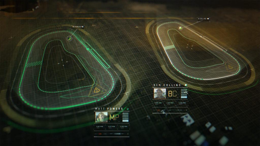 Виртуально-реальные гонки (спорт будущего)