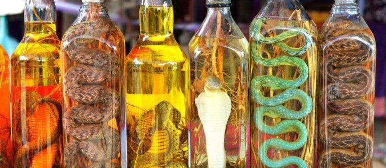Самые экстремальные алкогольные напитки в мире