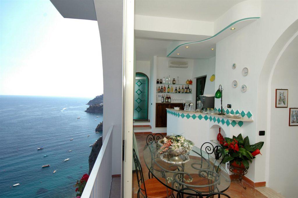 Романтическое побережье Амальфи, Италия