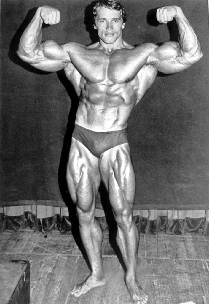 Арнольд Шварценеггер – легенда бодибилдинга