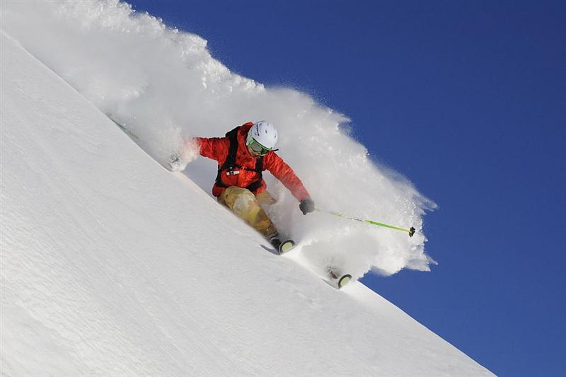 Экстремальный лыжный спорт