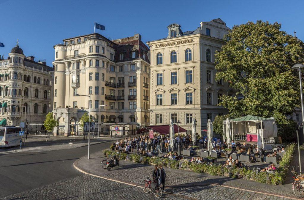 Отдых в Стокгольме, Швеция
