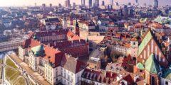 Отдых в Варшаве, Польша