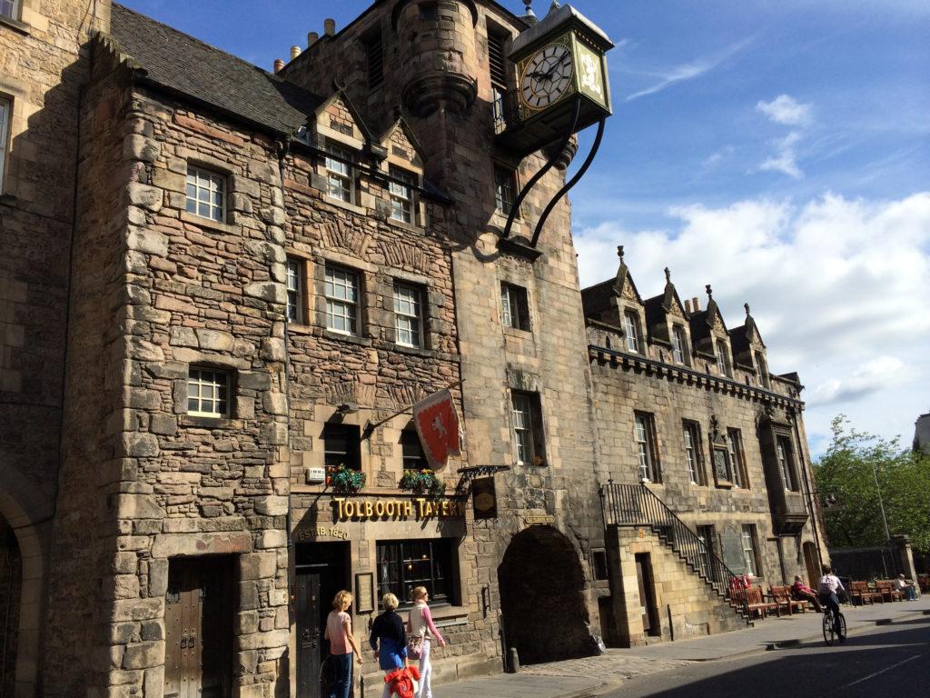 Отдых в Эдинбурге, Шотландия