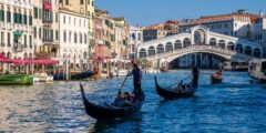 Отдых в Венеции, Италия