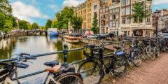 Отдых в Амстердаме, Нидерланды