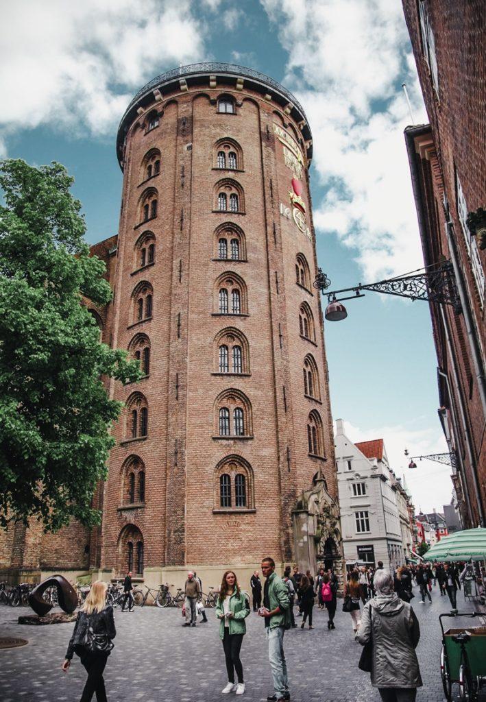Отдых в Копенгагене, Дания
