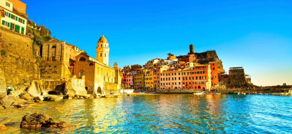 Отдых в Генуе, Италия