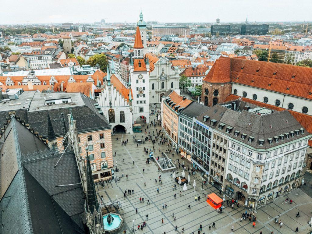 Мюнхен, Бавария