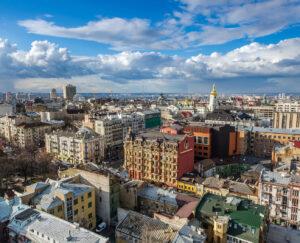 Достопримечательности Украины — Старый Город, Киев