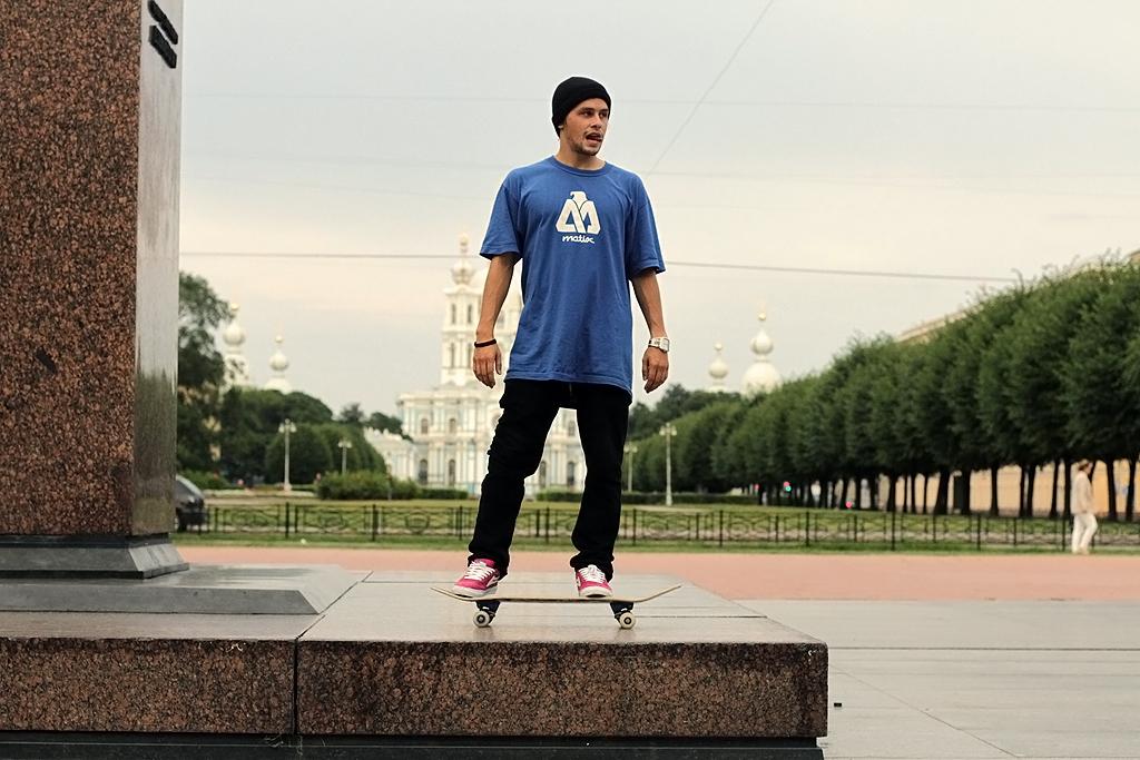 Дмитрий Родионов – настоящий экстремал!