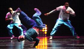 Танцевальный Хип-Хоп дэнс