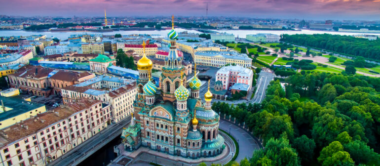 Россия – страна туризма и отдыха