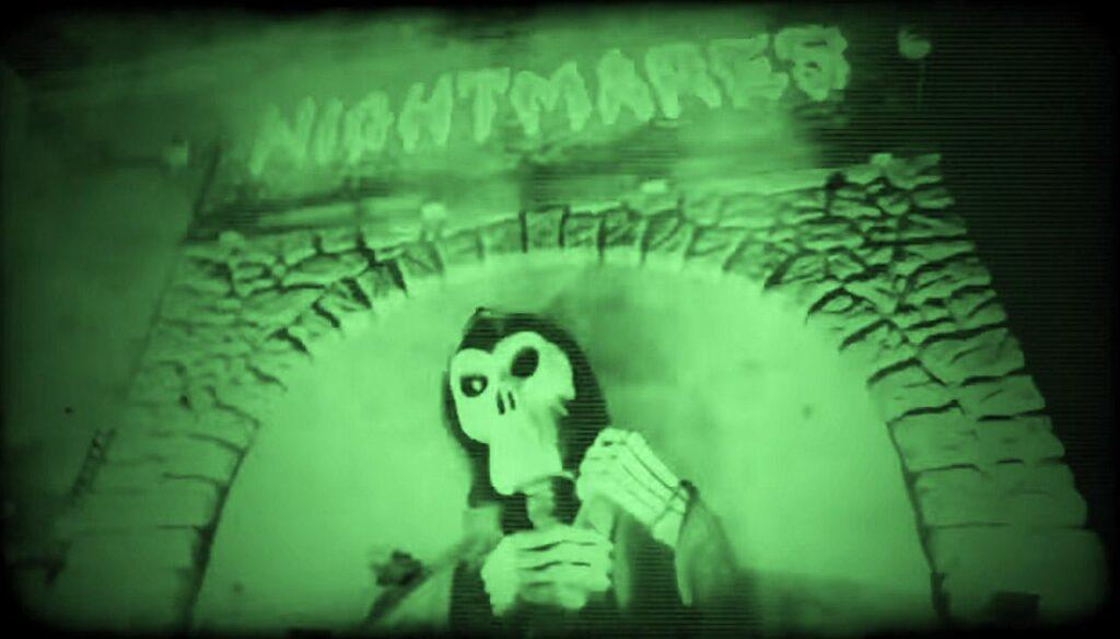 Экстремальная комната страха «Фабрика ночных кошмаров» (Канада)