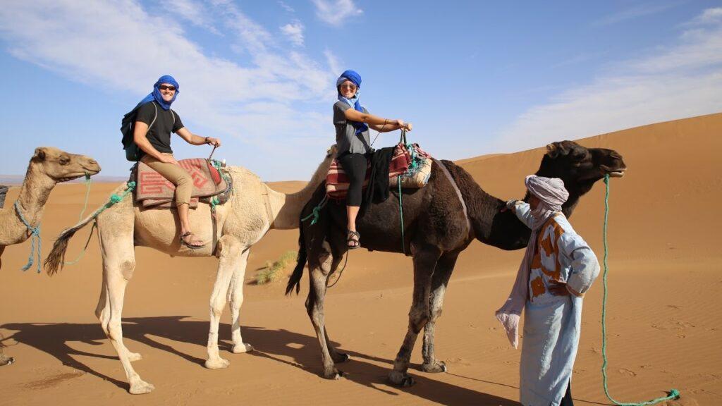 Катание на верблюдах (Camel Riding)