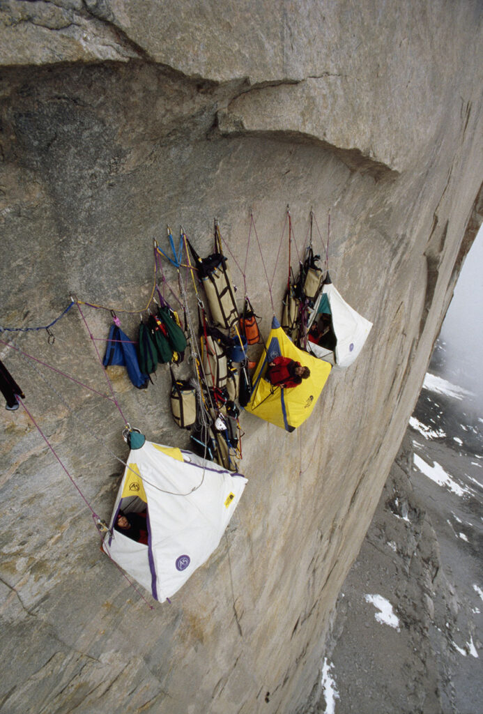 Клифф Кемпинг (Cliff Camping)