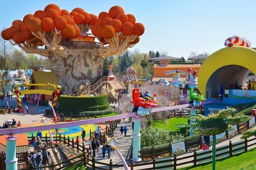 Гардаленд Парк в Италии