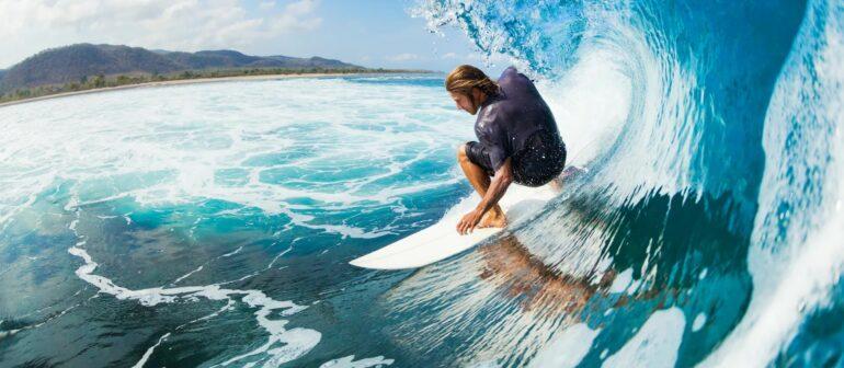 Как и где зарождаются волны для серфинга?