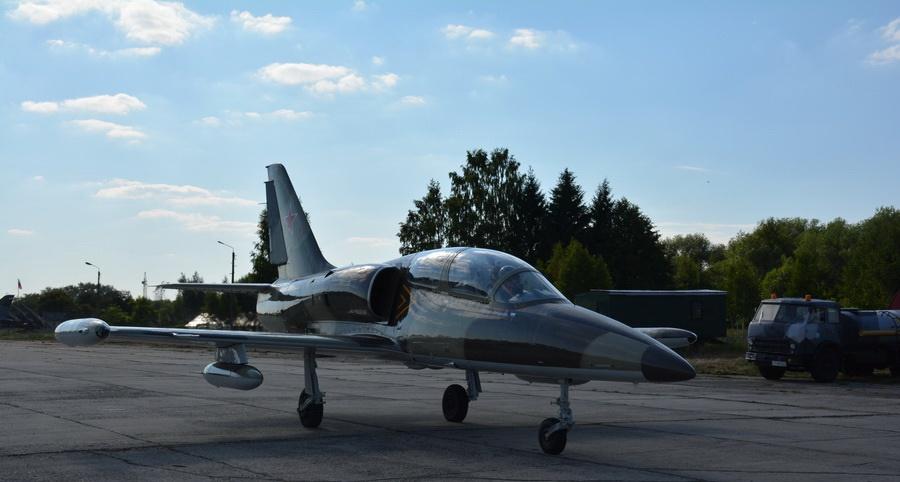 Экстремальный полет на реактивном самолете Л-29 или Л-39 (аэродром Орешково)